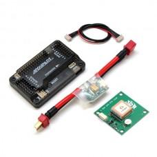 3DR Ardupilot MEGA APM 2.5 Flight Control + Current Sensor + GPS Kit for Multicopter(Original Version)