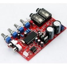 New M65831AP + NE5532 for Kara OK Preamp Board