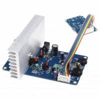 FM 15W Stereo PLL FM Transmitter Kit Frequency Adjustable Volume DIY