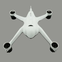 IDEAL FLY Apollo FPV Quadcopter Frame ABS Plastic Airframe 350mm Wheelbase-White