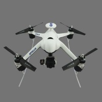 2.4G 6CH IDEAL FLY Apollo FPV Quadcopter RTF Aircraft w/ Flight Controller Receiver&Gimbal ALL In One