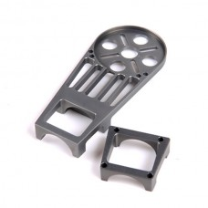 8pcs/Set X-CAM Metal Motor Mounting Plate Fixture Set for 22mm Carbon Fiber Tube Haxacopter