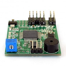 FPV X-CAM GM110 2 Axis Brushless Gimbal Stabilization Module for Multicopter Helicopter