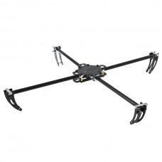 X450 Real Carbon Fiber Quadcopter XCopter 4-axis Kit Frame Multicopter