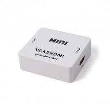 Mini Composite AV CVBS to HDMI 720P 1080P(60Hz) HD Digital Video AV2HDMI Converter Adapter HDV-M615