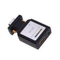 HDV-M618 Mini HDMI to VGA YPBPR SPDIF Audio Converter