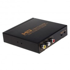 Playvision HDV-10 HDMI to AV CVBS Video Converter Support 1080P