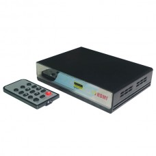All to HDMI Converter Box Converts CVBS/YPbPr/VGA/HDMI/USB Media to 720p/1080p HDMI Output