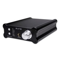 AUNE 24bit/192K X1 MK2 Mini USB DAC & Headphone amp & Preamp Coaxial Input US Plug
