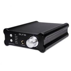 AUNE 24bit/192K X1 MK2 Mini USB DAC & Headphone amp & Preamp Coaxial Input US Plug