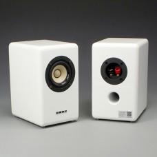 Aune X3 Multicolour Desktop 3 Full-range Speaker Hifi Mini Speaker Computer Speaker - White