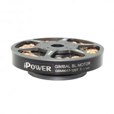 iFlight iPower Gimbal Brushless Motor GBM8017-120T (suit for Red Epic,Black magic)