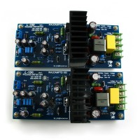 Assembled L15D Digital Audio Power Amplifier Kit IRS2092 IRFI4019H (2 boards)