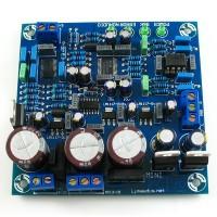 DAC 2496 (AK4393) + CS8416 + AK4393+5532 Amplifier Kit
