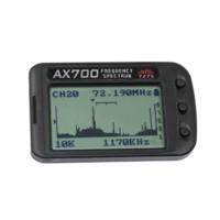 MKS AX700 40/41Mhz Receiver Scanner Digital Receiver Scanner Flying Assistant