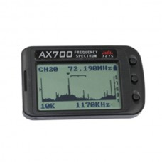 MKS AX700 40/41Mhz Receiver Scanner Digital Receiver Scanner Flying Assistant