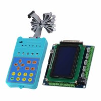 5 Axis CNC Breakout Board + LCD Display Board+ Digital Handle Set