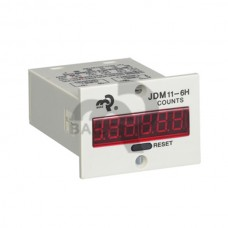 JDM11-6H 6 Digit Display Electronic Digital Counter DC24V Voltage Count