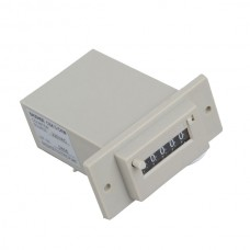 Gray 5 Digits AC 220V CSK5-CKW Electromagnetic Counter