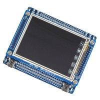 "Mini STM32 STM32F103VCT6 Develop Board+3.2""TFT Touch LCD"