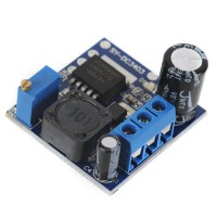 DC-DC 3.7V~34V Out Adjustable DC-DC Boost Circuit Module Inverter Booster Blue Board