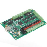 4 Axis CNC USB Card Mach3 200KHz Breakout Board Interface