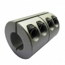 14mm to 15mm CNC Motor Shaft Coupling Coupler OD:32x45mm