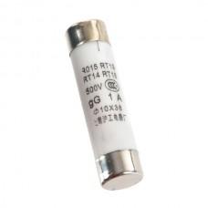 RO15 Series 500V 1A Cylinder Caps Fuse Protectors 20PCS