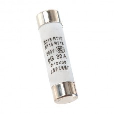 RO15 Series 500V 32A Cylinder Caps Fuse Protectors 20PCS