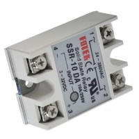 Solid State Module Relay SSR10DA 24-380VAC Relay