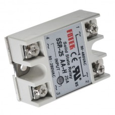 Solid State Module Relay SSR 25AA-H 90-480VAC Relay