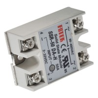 Solid State Module Relay SSR 50DA-H 90-480VAC Relay