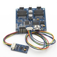 Universal 2-axis 2-axle Brushless Gimbal Controller Open Source V049 Martinez Gimbal Software