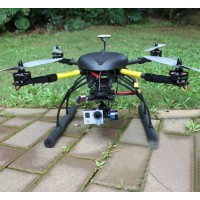 XAircraft X650 Pro Value Carbon Fiber RC Quadcopter +DJI WK-M Flight Control+FUTABA 14SG 2.4G ARF Multicopter Kit