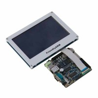 Mini2440 + 7'' Touch Screen 1G NandFlash 400MHz S3C2440 ARM9 Development Board