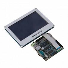 Mini2440 + 7'' Touch Screen 1G NandFlash 400MHz S3C2440 ARM9 Development Board