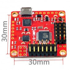 MWC-S MultiWii V1.5 Flight Control MPU6050 Accelerometer with Self-stabilization for Quadcopter Hexacopter
