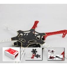 DJI F550 NAZA Lite GPS Quadcopter w/ ESC Motor Propeller ARF MultiCopter FPV Copter Kit