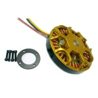 Hengli HL W9225 W92-25 KV180 High Power 5.6kg Torque Motor for Large Hexacopter Octocopter