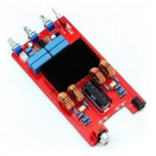 TDA7498 + LM1036 Class D Audio Amplifier Board 100W + 100W