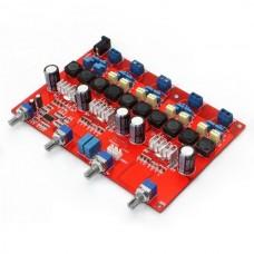 TPA3116 4.1 Power Output  4X50W+100W Class D Amplifier Board