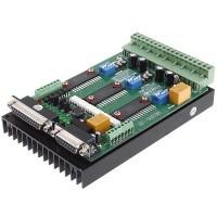 CNC Engraving Machine TB6560 3.5A 3-Axis Driver Board Control MACH2 MACH3 KCAM4