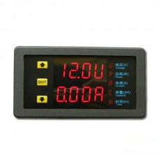 VAM90100P Voltage Ammeter Multifunction meter 0-90V 0-100A Dual LED Display