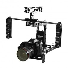 3 Axis Brushless Gimbal Three Axis Gyro Stabilizer for 5D2/5D3/6D/7D/D600/D700 DSLR FPV Aerial Photography