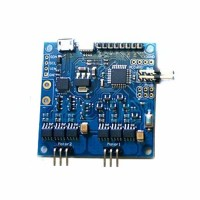 BGC 3.0 MOS Large Current Two-axis Brushless Gimbal Controller Driver for 2-8 Series Motor Network Firmware