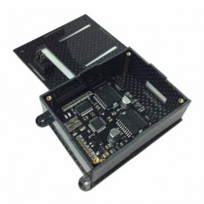 Carbon Fiber Protective Case for 2 axis 3Axis Gimball Controller Board & IMU