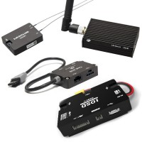 DJI IOSD Mark II / Mark 2 + DATALINK 2.4 GHZ Bluetooth 16 Pionts + CAN Hub for Multi-rotor Multicopter Hexacopter