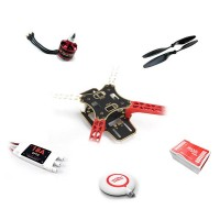 DJI NAZAM Lite Flight Control with GPS Combo+ DJI FPV F330 Quadcopter Motor ESC Propeller ARF Kit