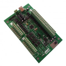 6 Axis CNC USB Card MACH3 380KHz Breakout Board Interface Adapter For Wireless CNC Handwheel