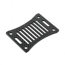 Airtechno Part  ATF012CF Carbon Fiber Standard Receiver Mounting Plate